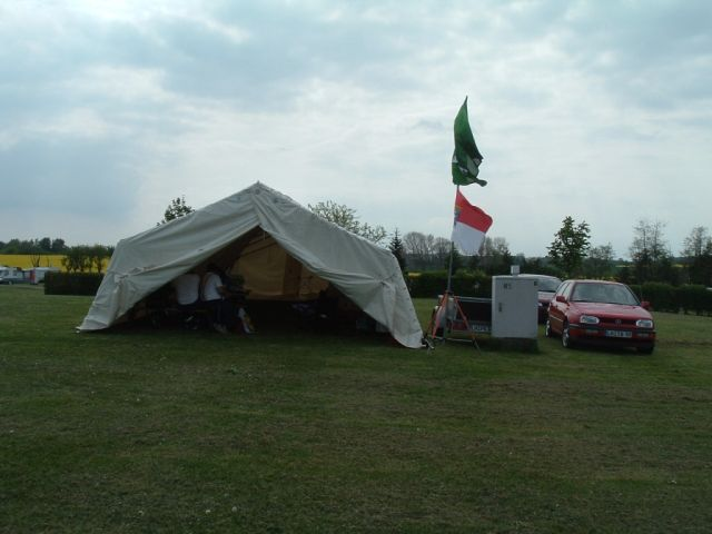 Zeltlager Ostsee 2005