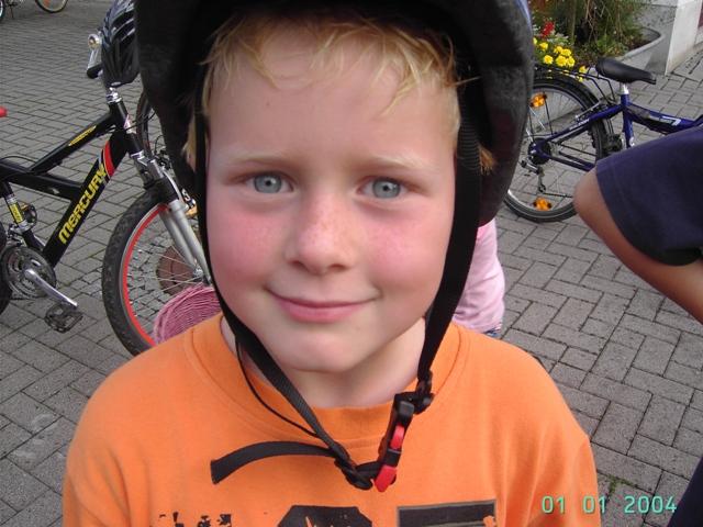 Radtour Bambinigruppe