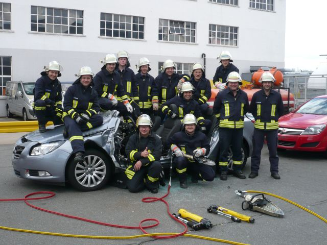 TH-VU Seminar und Training der TEG bei der Adam Opel AG