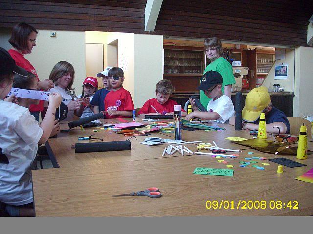 Kinderfeuerwehrtag 2010