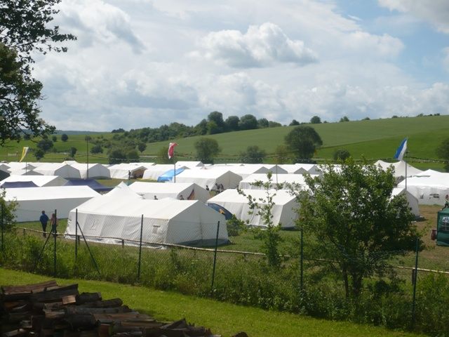 Kreisjugendfeuerwehrzeltlager in Brechen- Werschau vom 06.06.-10.06.2012 (Bilder Lars)