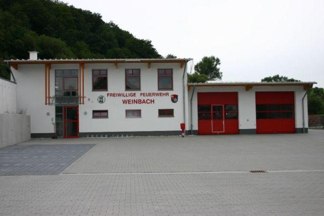 Feuerwehrhaus Weinbach