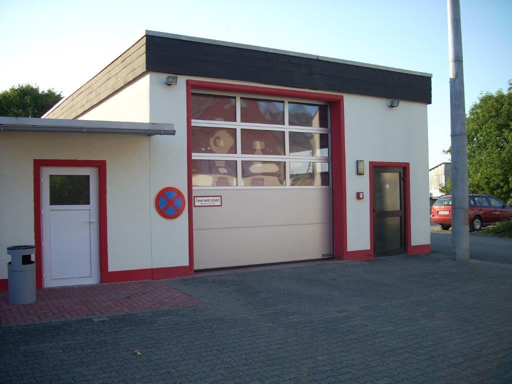 Feuerwehrhaus Freienfels