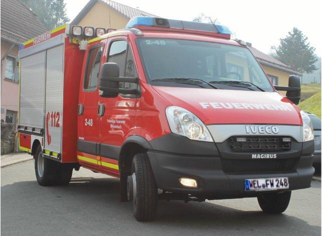 TSF-W Blessenbach