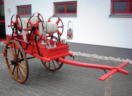 Hydrantenwagen