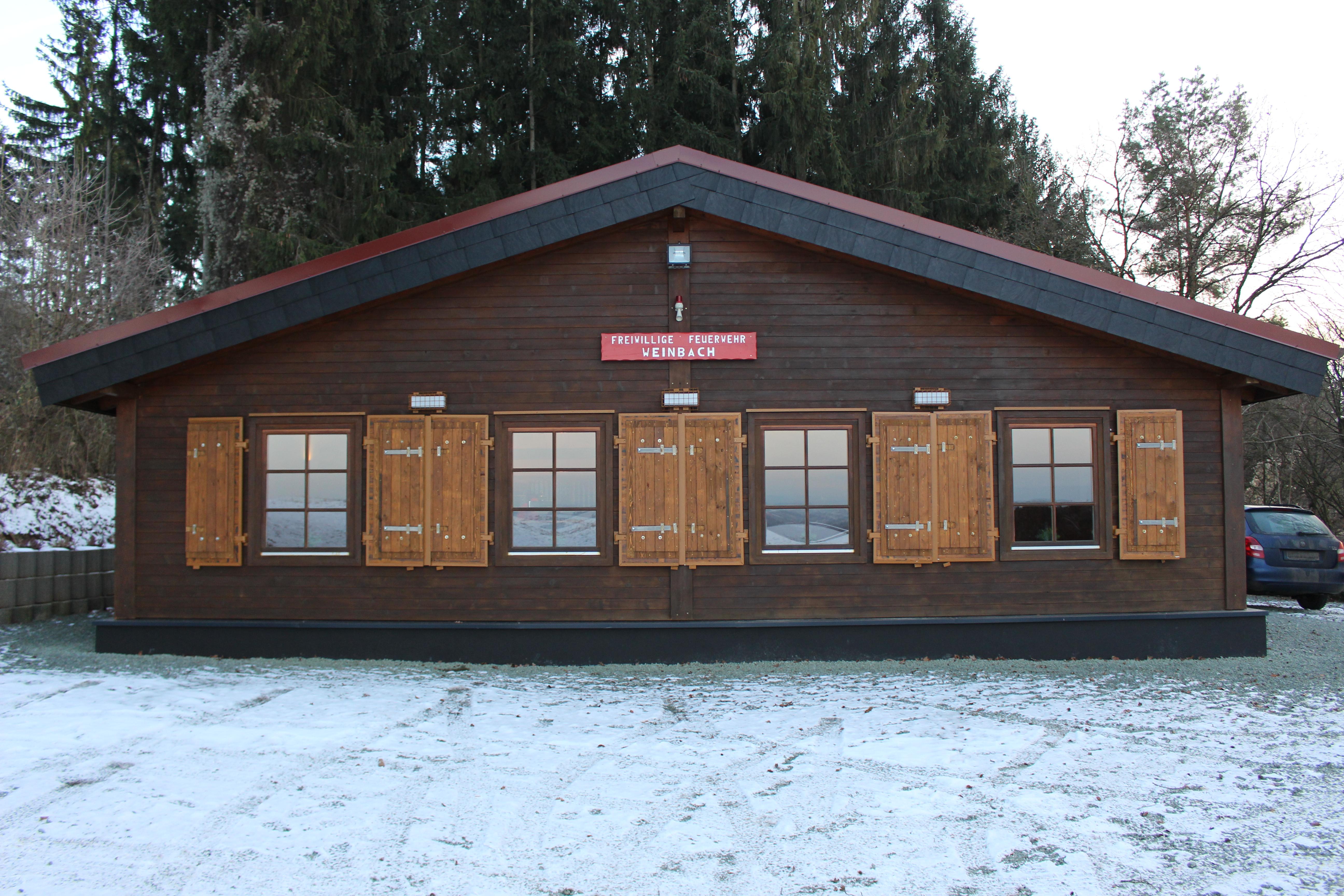 Grillhütte Weinbach